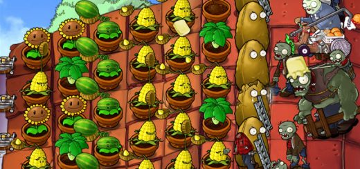 L'excellent Plants vs Zombies de nouveau gratuit !