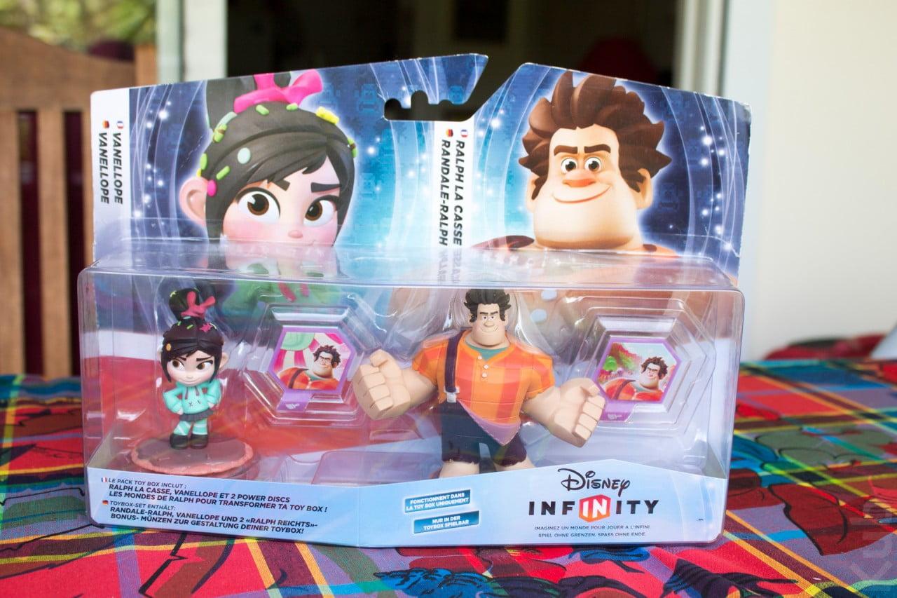 Test Le Pack Toy Box Les Monde De Ralph En Photos Otakugamefr