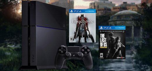 La PS4 bientôt vendue en Bundle avec ses meilleures exclues ?