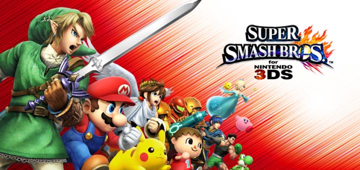 Envie d'offrir un Smash Bros 3DS à un(e) ami(e) Gamer ?