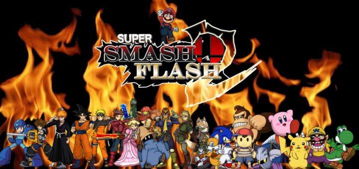 Super smash flash 2 un hommage 224 smash bros