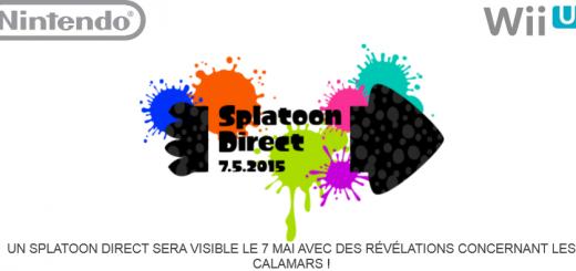 Splatoon : Le Nintendo Direct
