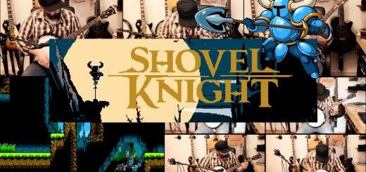 Vidéo : Le thème de Shovel knight… Au banjo !