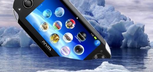 La PS Vita prend-elle l'eau ?