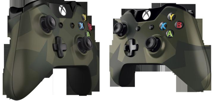Ceci n'est pas la nouvelle manette d'Xbox One... Mais elle y ressemble vachement !