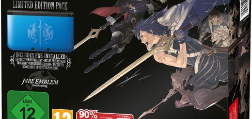 La 3DS XL edition collector Fire Emblem