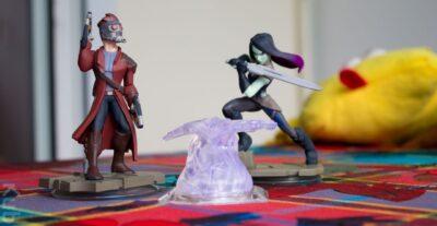 Star-Lord & Gamora