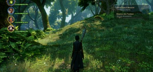 Les objets dans Dragon Age Inquisition rempliront vite votre inventaire !