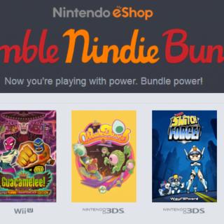 Humble Bundle Wii U & 3DS