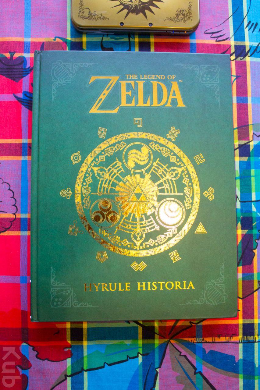 legend of zelda hyrule historia pdf