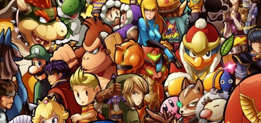 Super Smash bros par Hugo H2P