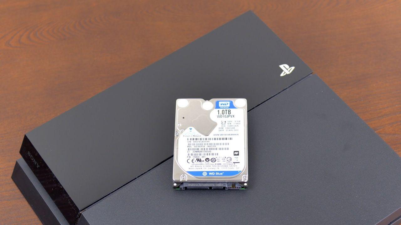 tuto copier ses sauvegardes en usb et changer le disque dur de sa ps4. Black Bedroom Furniture Sets. Home Design Ideas