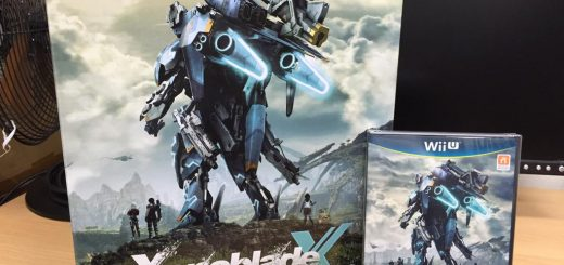 Un sacré bundle collector comprenant la Wii U, un Artbook et Xenoblade Chronicles X !