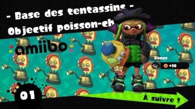 Les défis Amiibo sont plutôt agréables.