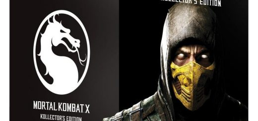 Mortal Kombat X Kollector's Edition