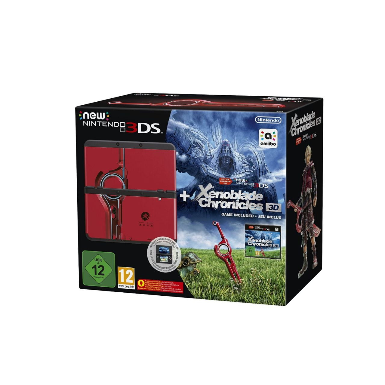 Pack new 3DS Chronicles Xenoblade