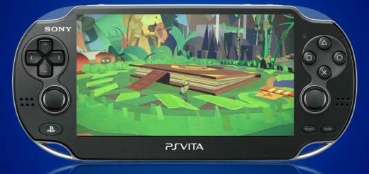 Tearaway, un jeu à ne surtout pas manquer sur PS Vita (et bientôt sur PS4) !