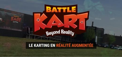 Battle Kart, quand le Karting rencotre la RA !