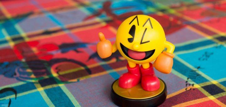 L'Amiibo Pacman est arrivé !