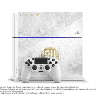 La PS4 édition collector Destiny : Le Roi des Corrompus