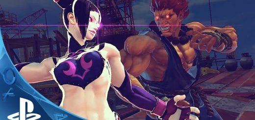La version PS4 d'Ultra Street Fighter IV revient sur la scène du Pro Gaming !