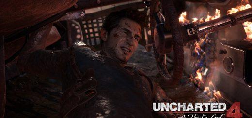 Naughty Dogs nous offre 15 nouvelles minutes de gameplay sur Uncharted 4…