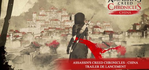 Quick'test : 3 heures avec Assassin's Creed Chronicles : China (Xbox One) !