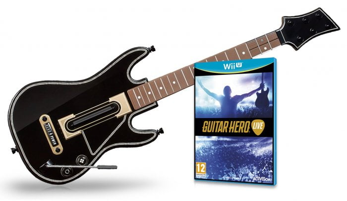 promo guitar hero live sa guitare 49 sur ps4 wii u maj. Black Bedroom Furniture Sets. Home Design Ideas