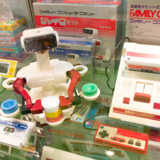 R.O.B. and the Famicom