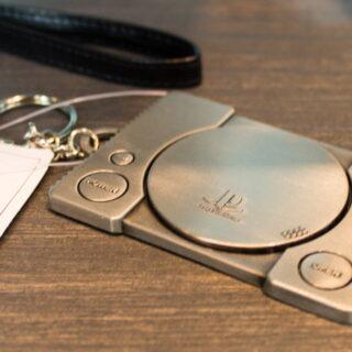 Les portes clefs Playstation sont de toute beauté...