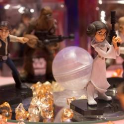 Princesse Le�a sera surement une des figurines les plus demand�s...