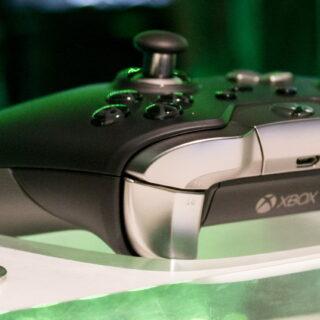 La manette Xbox One Elite à de la gueule, y'a pas à dire...