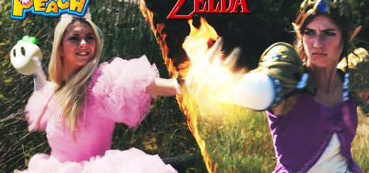 Cosplay : Peach vs Zelda, le combat de la décennie ?