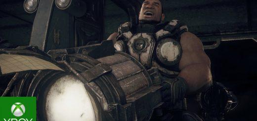Gears of War Remastered : Le rap de Cole Train b*tches 8-)