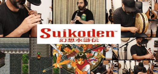 Music: Suikoden by Banjo Ollie Guy