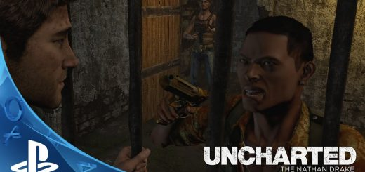11 minutes de Gameplay pour Uncharted PS4 (+ Demo)