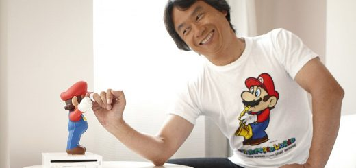 Mario est probablement la plus grande fierté de Shigeru Miyamoto