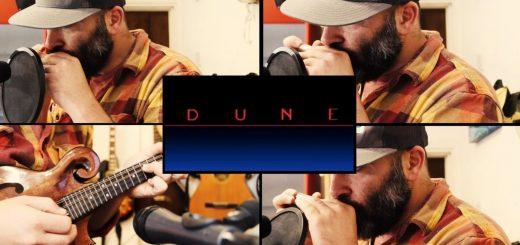 Cover musical de DUNE par Banjo Ollie Guy !