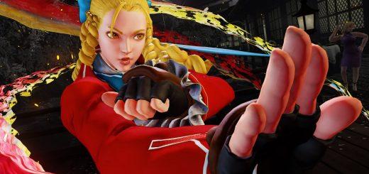Street Fighter V : Découvrez Karin, son nouveau personnage au casting !