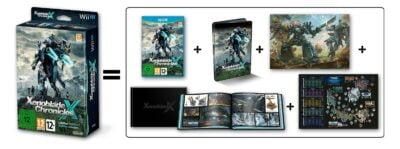 Précommande Xenoblade Chronicles X édition collector