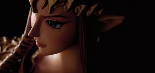 Comment ne pas tomber sous le charme de cette Zelda ?