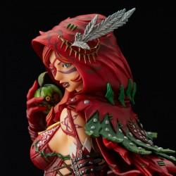 Figurine du Chaperon Rouge de Soul Sacrifice Delta
