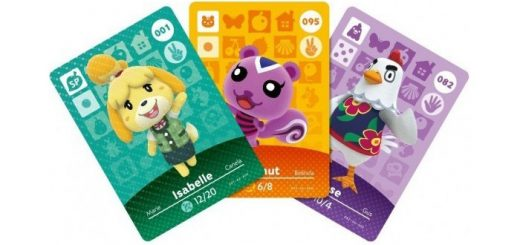 Certaines carte Amiibo sont compatibles avec Super Mario Maker !