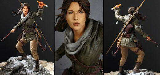La figurine Rise of The Tomb Raider s'annonce excellente !