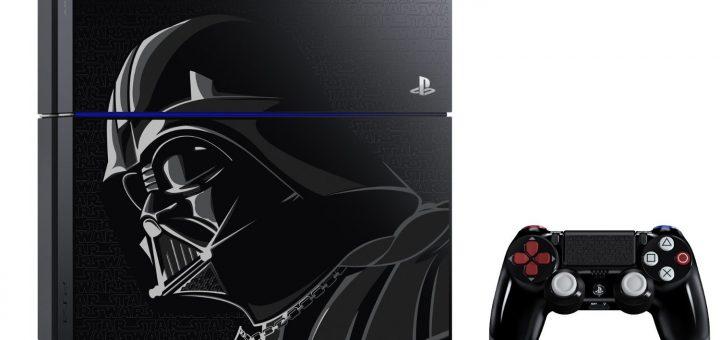 La PS4 Star Wars dispose de solides arguments pour convaincres les fans du film !