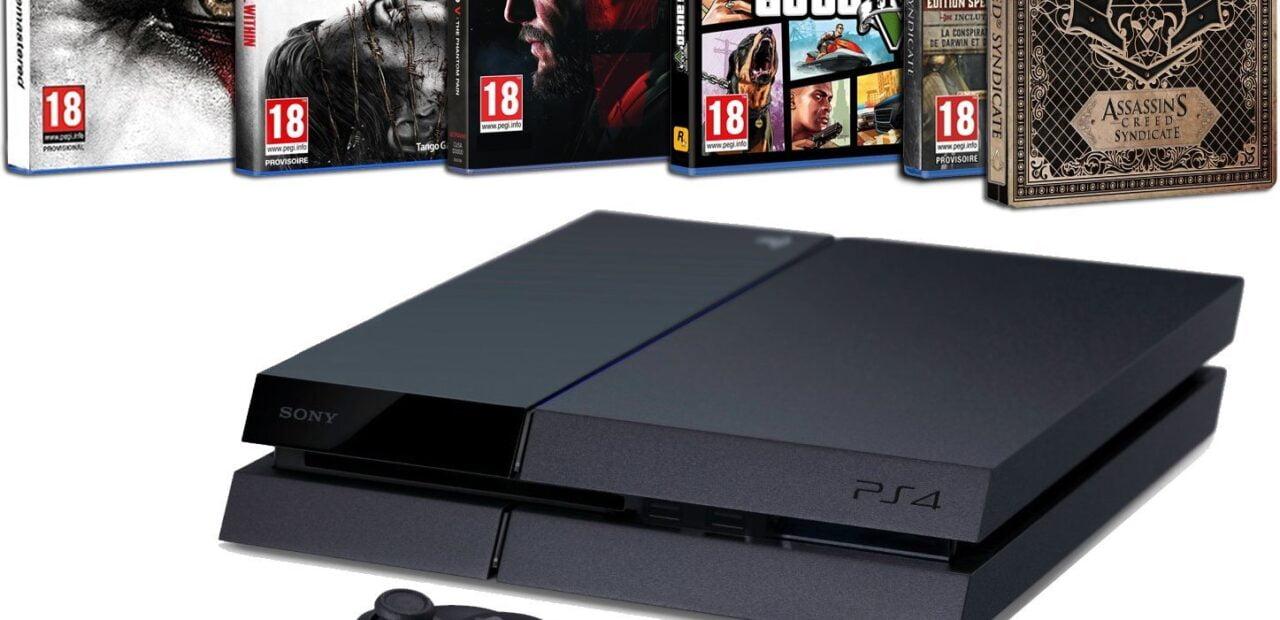 Je l'appellerais : L'offre Hit Combo x5 PS4 :) !
