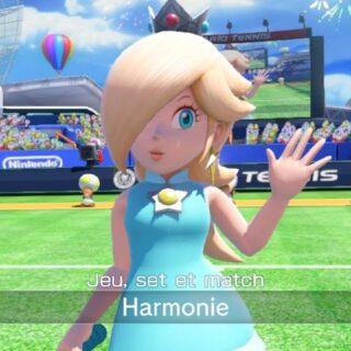 Comment ça je ne joue qu'avec Harmonie ? C'est faux. Ok c'est vrai.