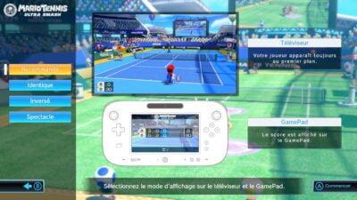 On peut bien sur afficher le score sur le Gamepad...