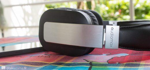 Essai du casque Bluetooth Audiomax avec nos consoles de jeu !