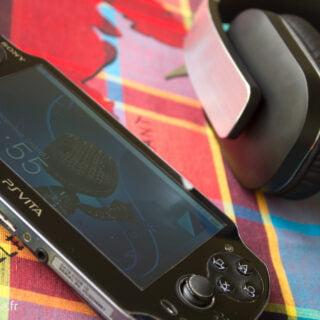 La compatibilité à 100% avec la PS Vita est la grosse surprise de ce casque !